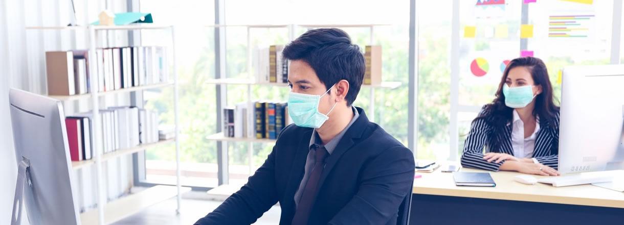 [Exames no retorno dos funcionários é obrigatório para quem teve sintomas de Covid-19]