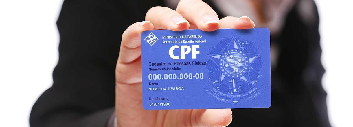 [Dependente de qualquer idade precisa de CPF; veja como obter.]